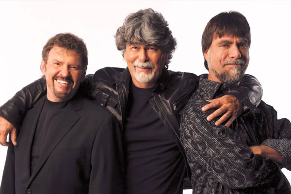 ALABAMA (Jeff Cook, Teddy Gentry, Randy Owen)